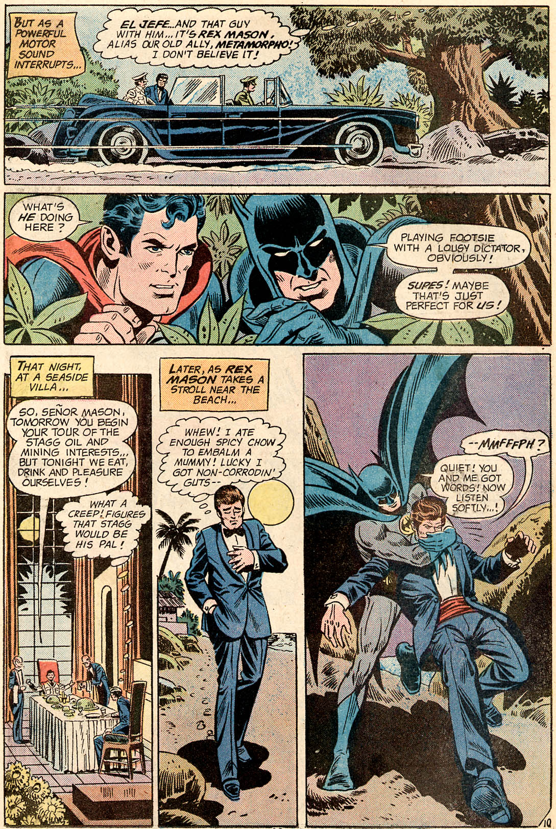 Read online World's Finest Comics comic -  Issue #226 - 12
