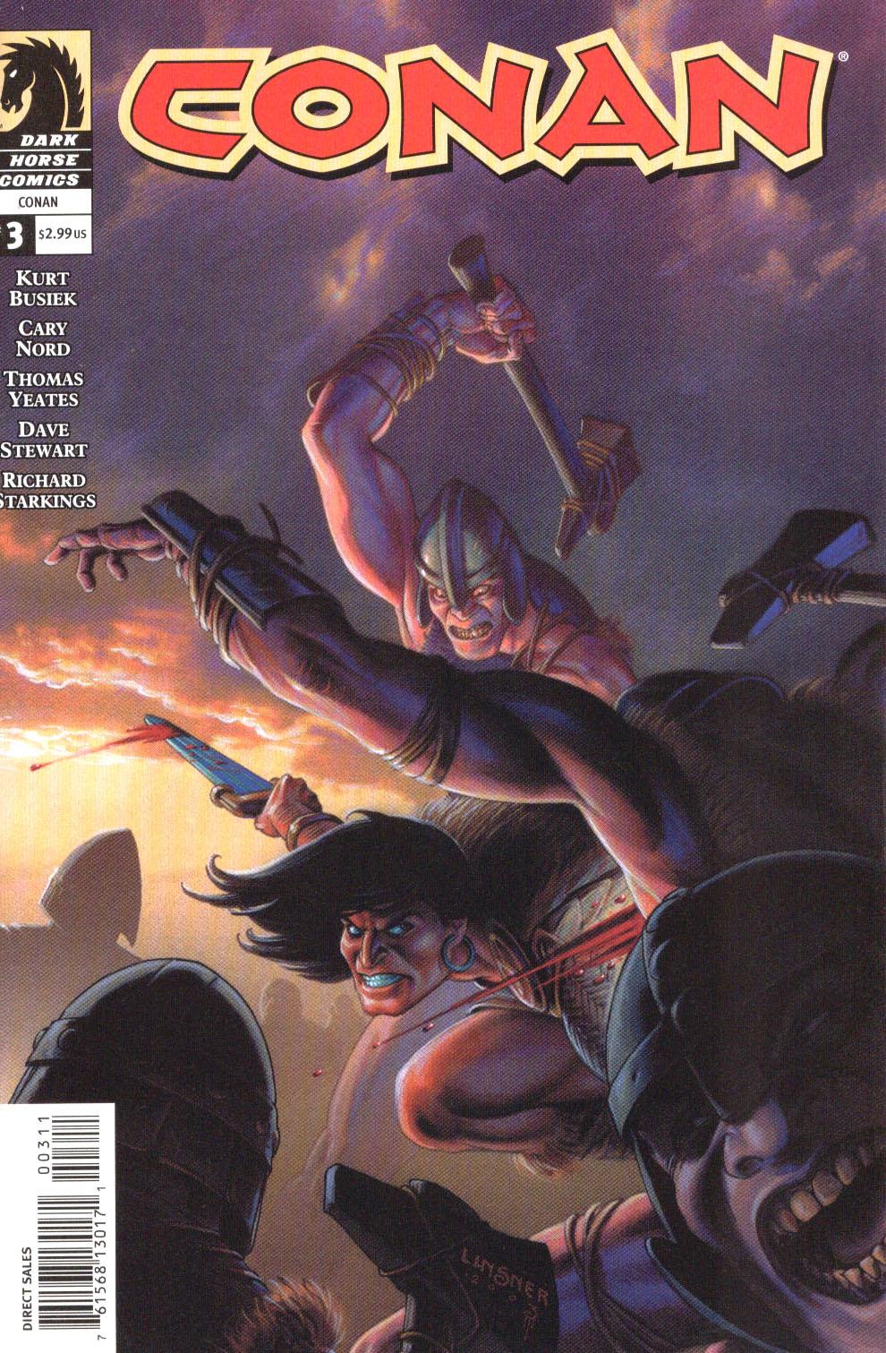 Conan (2003) 3 Page 1