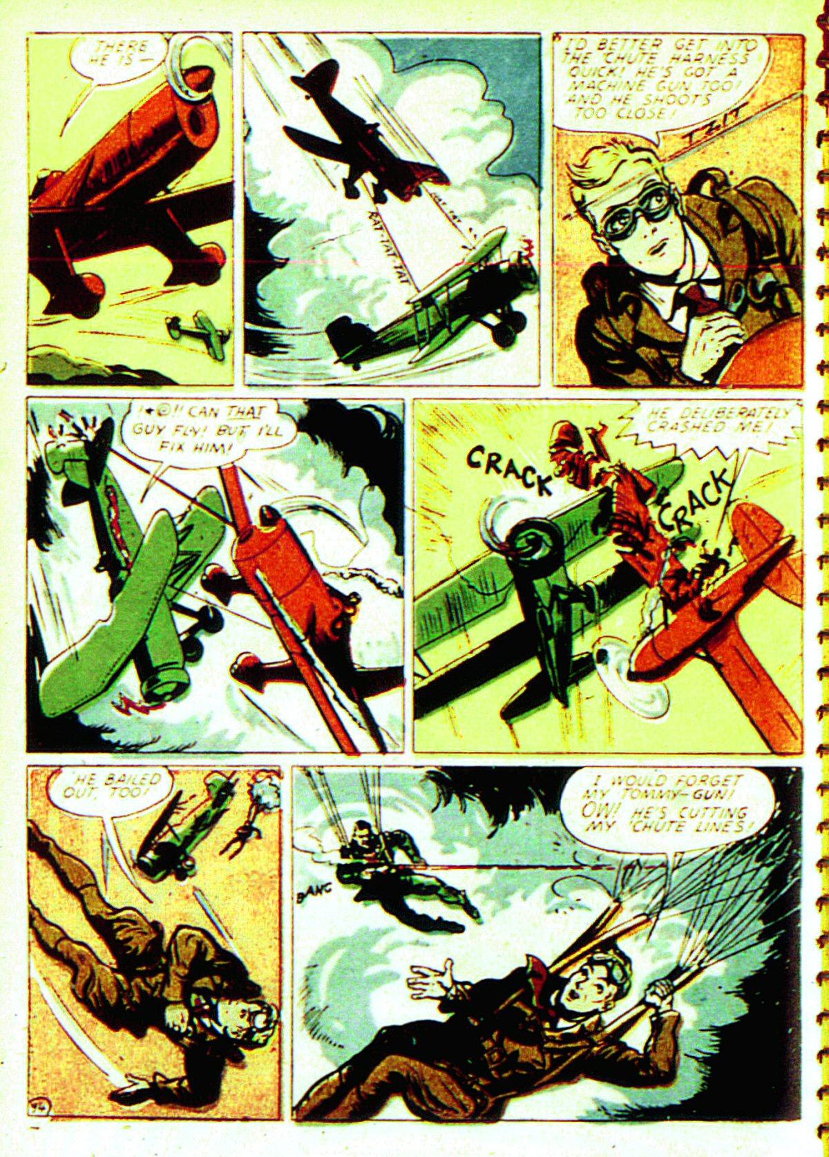 Read online All-American Comics (1939) comic -  Issue #20 - 31