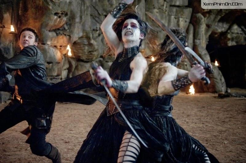 Hansel Và Gretel: Thợ Săn Phù Thuỷ