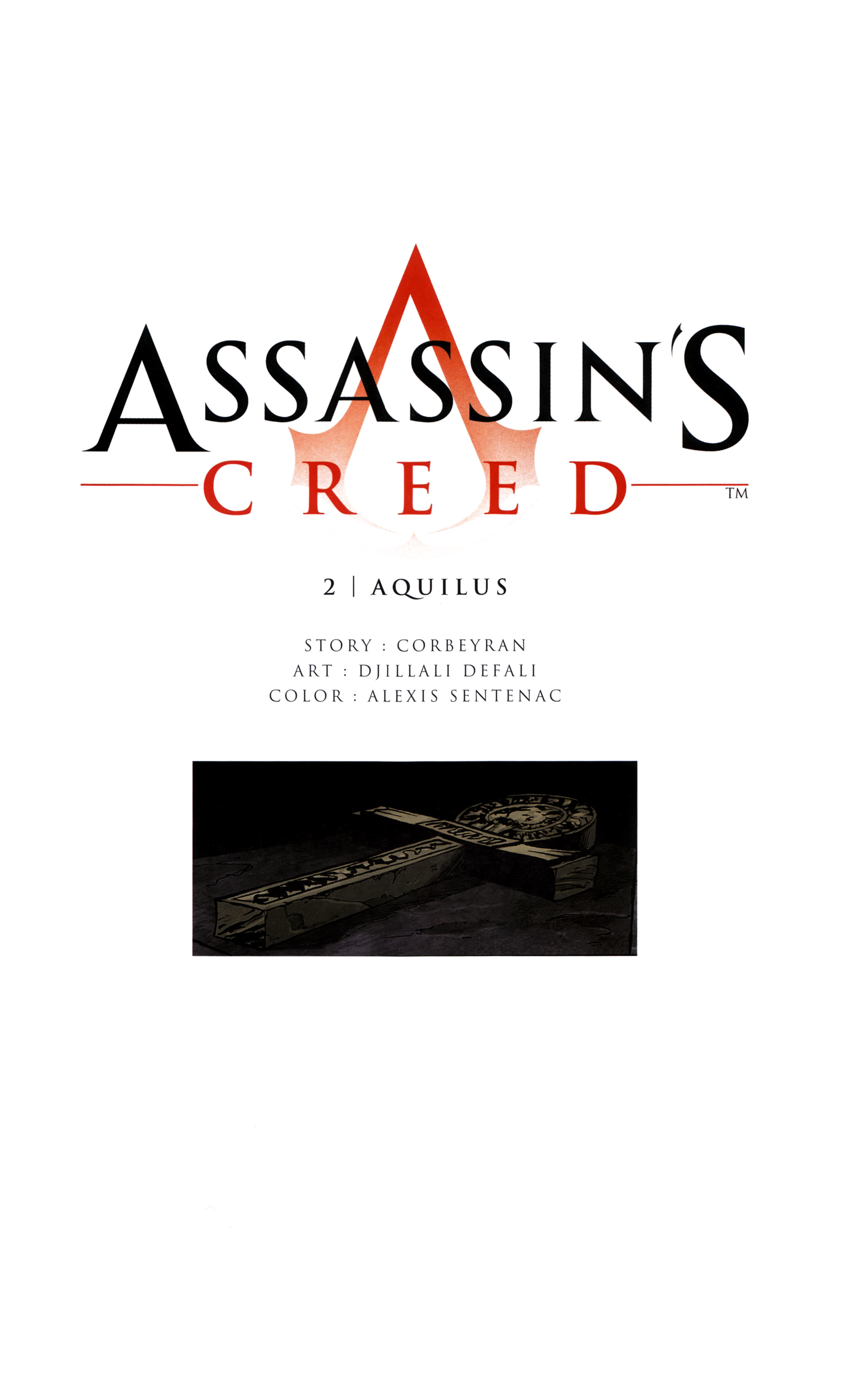 Read online Assassin's Creed (2012) comic -  Issue #2 - 5