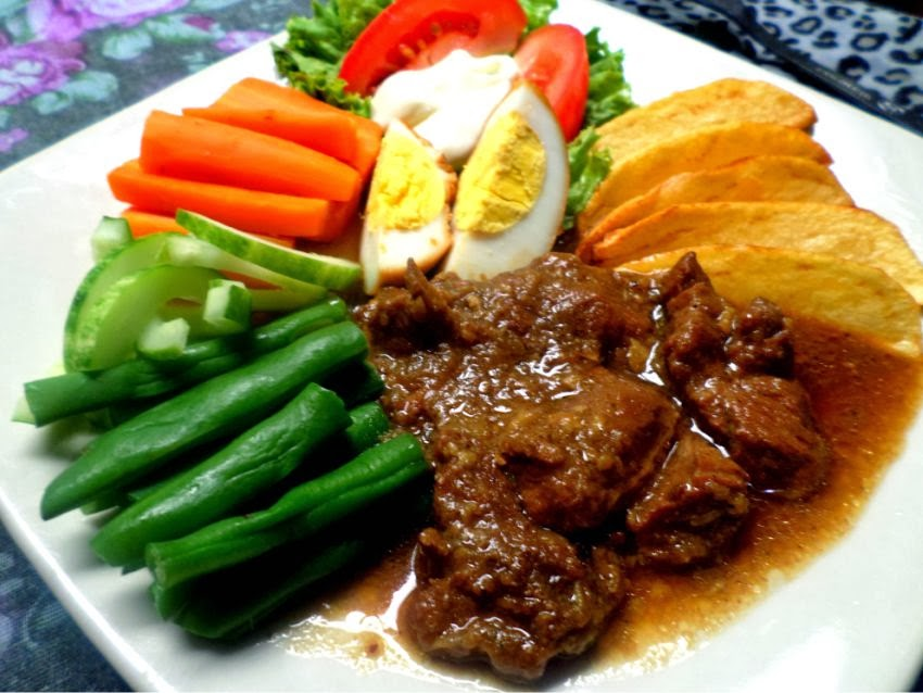 Amal's Kitchen : Simple & Easy Recipes: Selat Solo