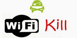 تطبيق WifiKill 2.3.2 Pro لقطع الانترنت عن المتصلين معك بدون روت مع kinguser