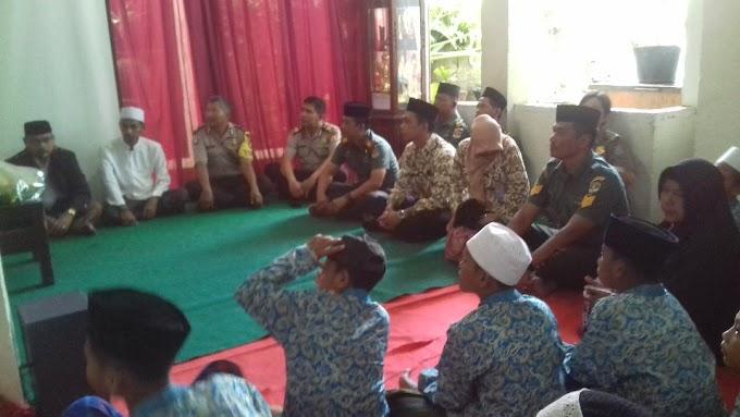 HUT Kodam Jaya ke-69,  Koramil 03/Sukmajaya Gelar Syukuran di Panti Asuhan