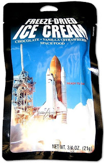 ice cream for astronuts