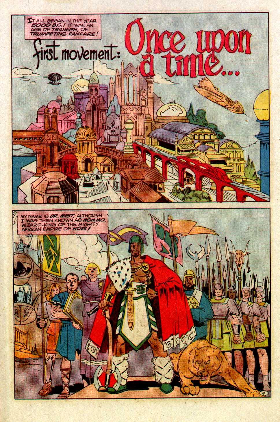 Read online Secret Origins (1986) comic -  Issue #27 - 5