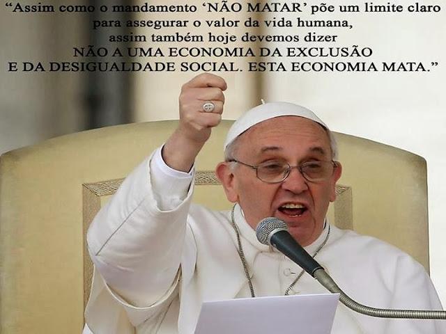 Resultado de imagem para Papa Francisco contra os Reacionários