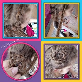 Kwiat-z-włosów-warkocz-rozpuszczone-włosy