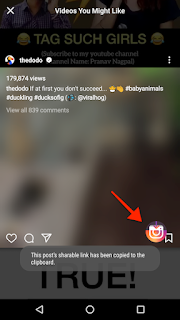 download video dari Instagram