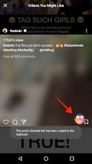 download video dari Instagram