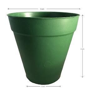 Small plastic pots Ahmedabad