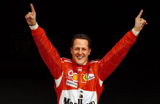 Fakta Tentang Michael Schumacher