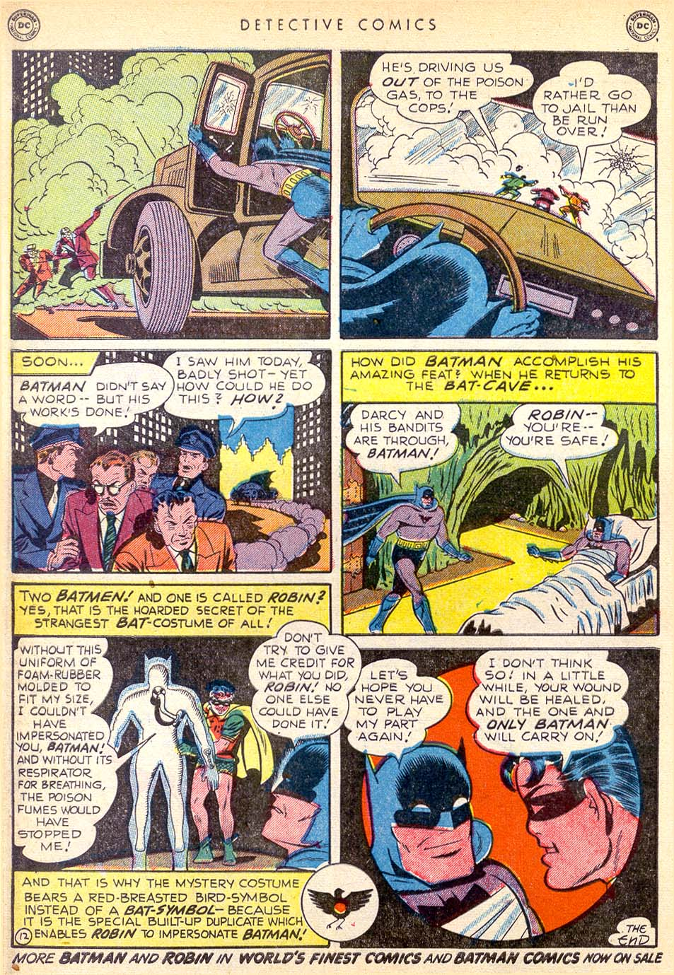 Detective Comics (1937) 165 Page 12