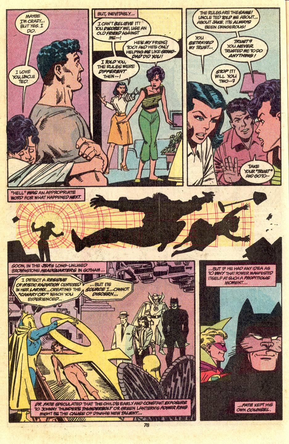 Read online Secret Origins (1986) comic -  Issue #50 - 81