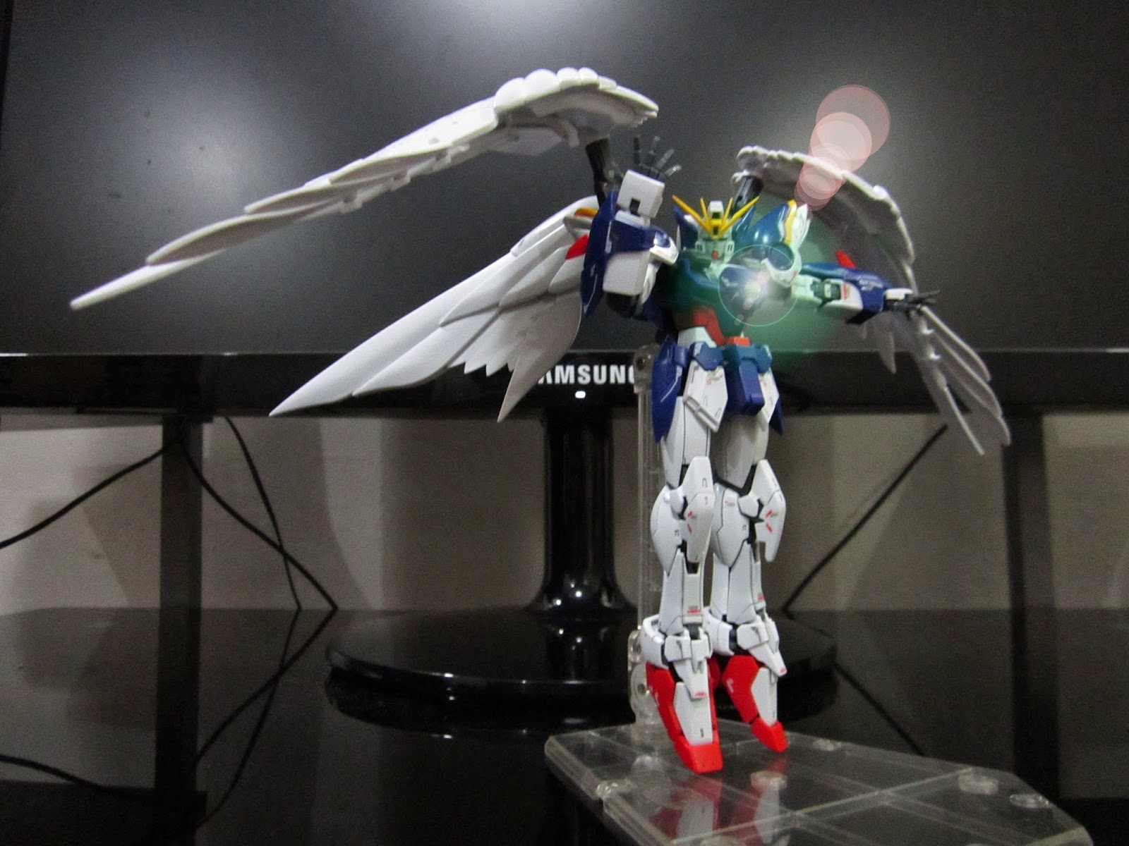 18+ Gundam Wing Rg Review Pictures 7