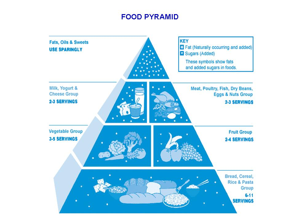 parkinsons diet with food pyramid