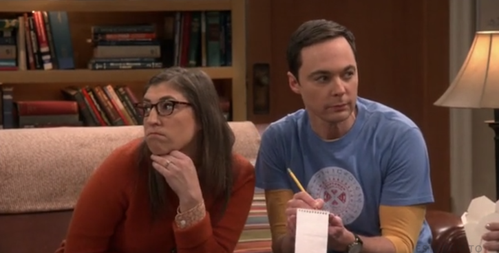 """The Big Bang Theory - The Matrimonial Metric - Review: """"The Woes of Wedding Planning"""""""