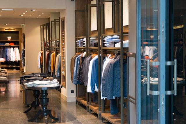 Clothing boutique sales