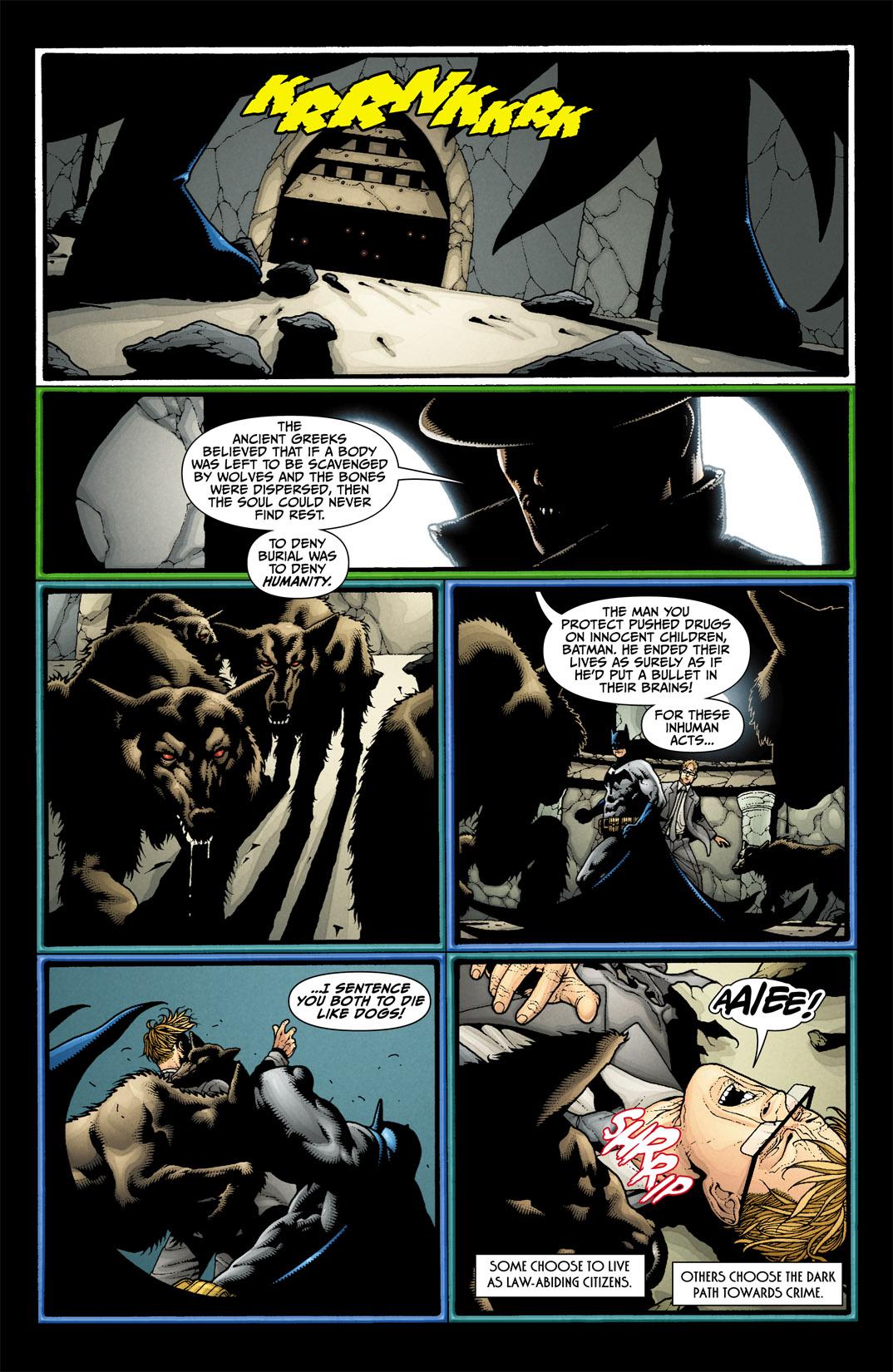 Detective Comics (1937) 832 Page 8