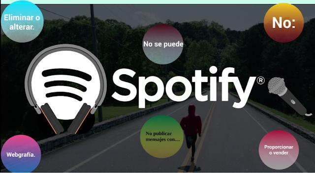 Normas Spotify