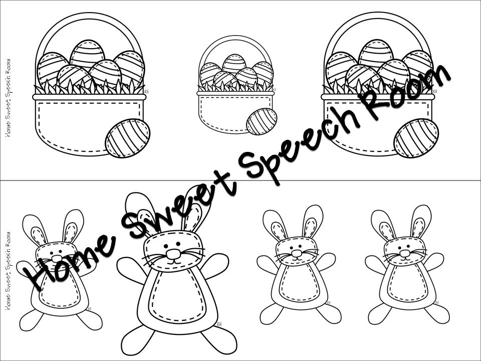 Springtime Preschool Packet