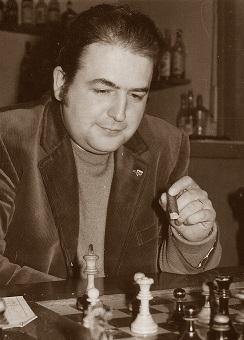 El ajedrecista Lucien Francino