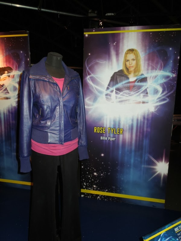 Billie Piper Rose Tyler Doctor Who season 4 costume