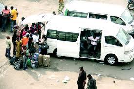 Go 'cashless,' luxury bus operators urge travellers...Seek improved security on highways