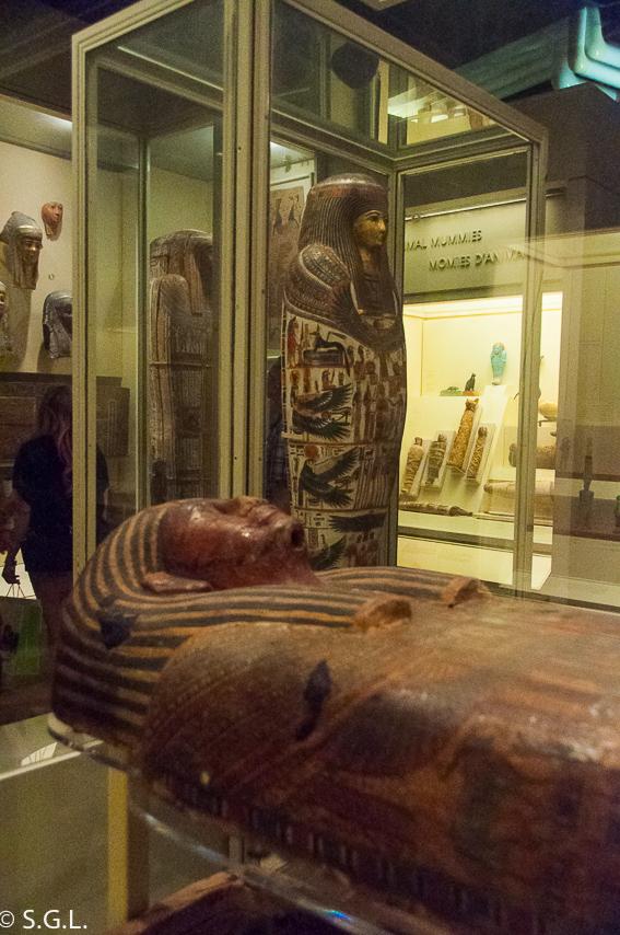 Egipto en Royal Ontario Museum ROM Toronto