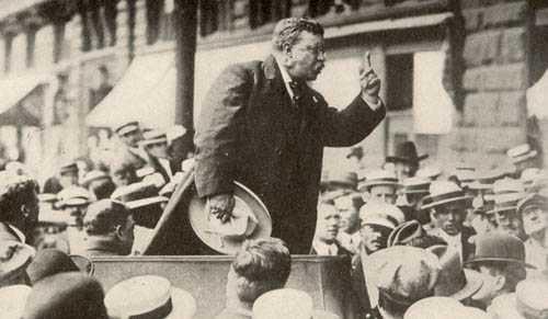 fdr giving a speech - photo #36