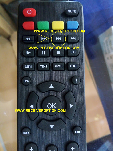 STARGOLD SG-610 HD MINI RECEIVER BISS KEY OPTION