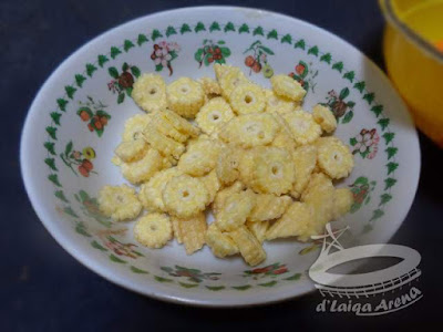 soleng (jagung muda)