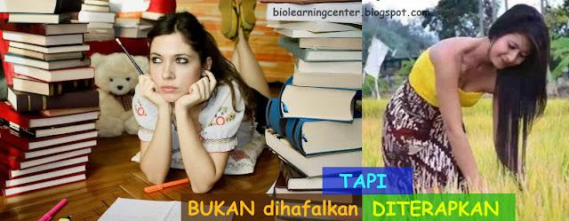 Materi Biologi Kelas X Semester 1 dan 2 LENGKAP