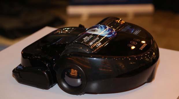Samsung Perkenalkan POWERbot VR9300K