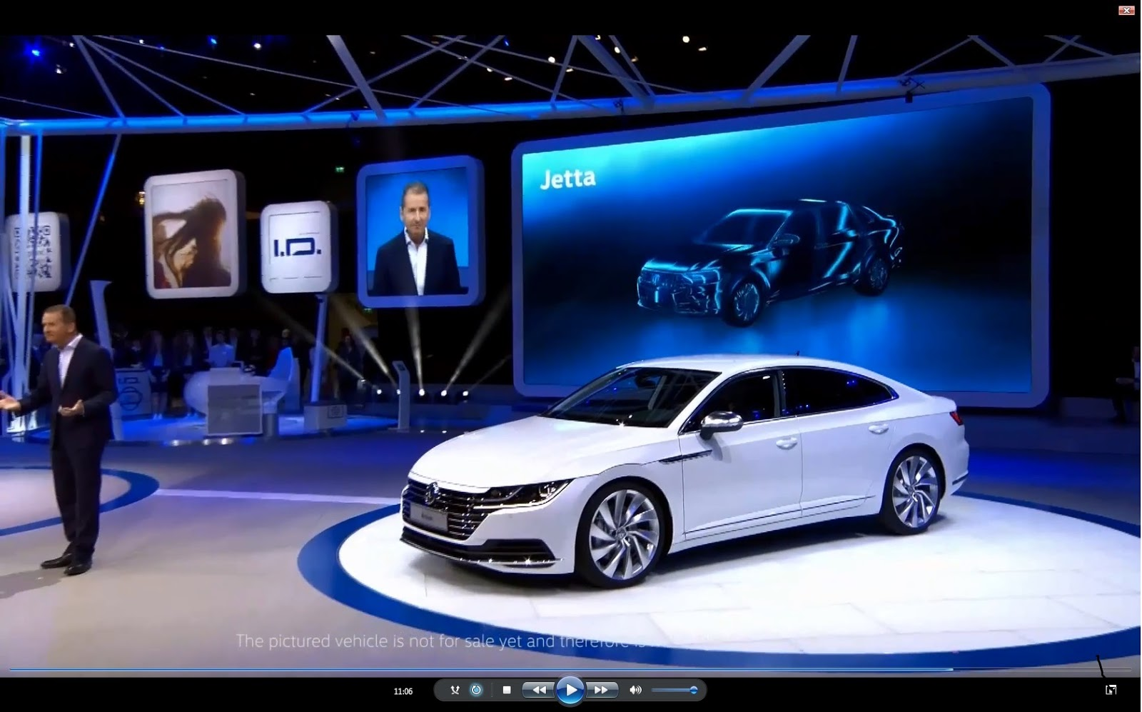 2017/2018 Volkswagen Jetta - CarSpyShots