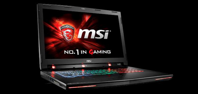 Laptop MSI gaming tidak hanya membanggakan spesifikasi canggih, tapi mampu melacak mata Anda juga
