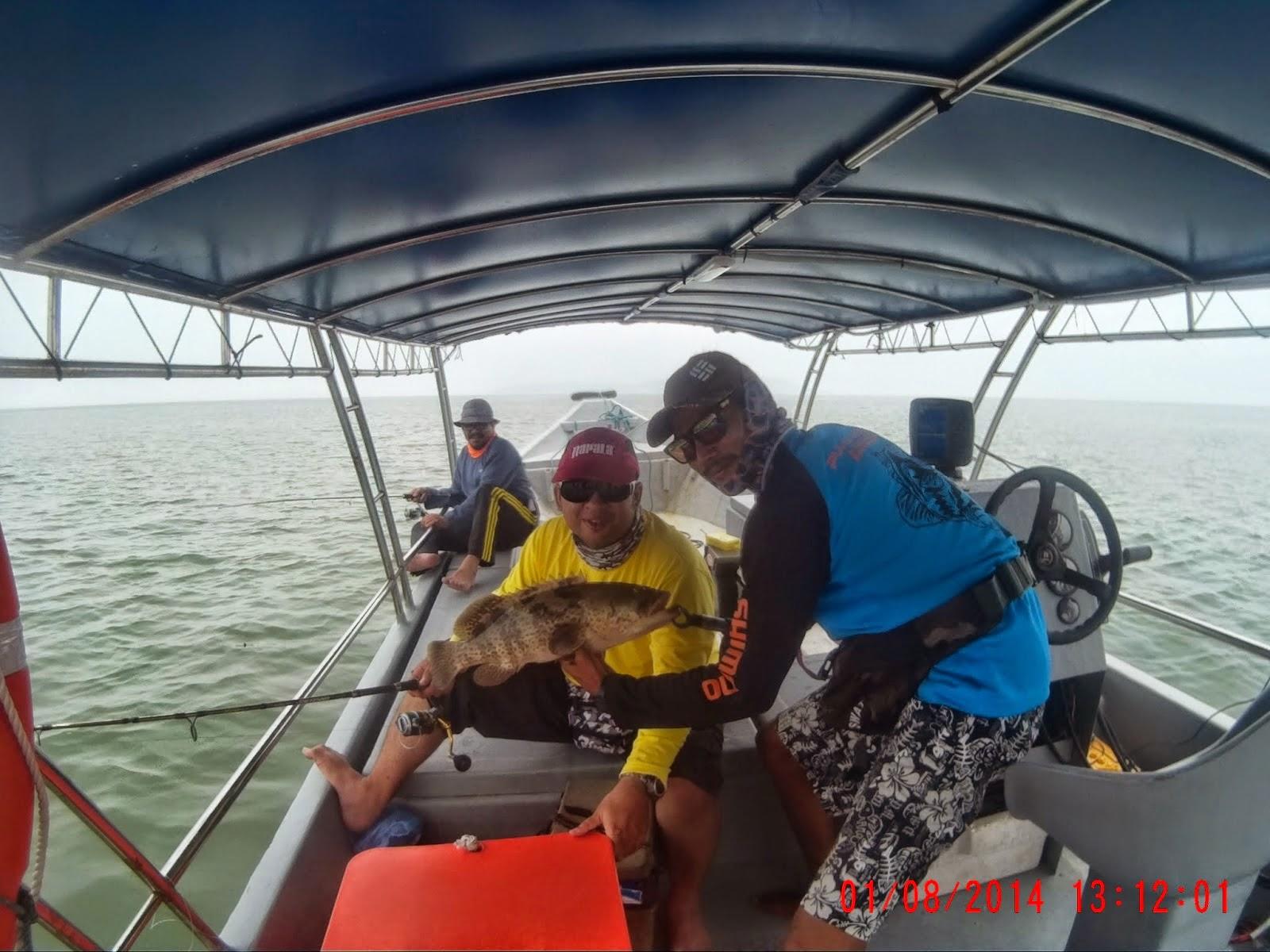 Trip Terjah Port Pulau Aman