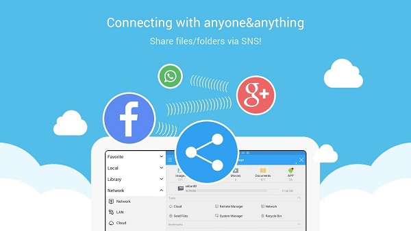 ES File Explorer File Manager Apps