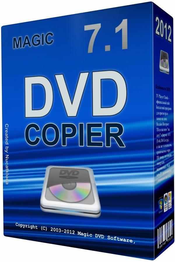Magic Dvd Copier V4.7 Serial Key