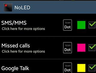 Aplikasi LED Notifikasi Yang Marak Digunakan