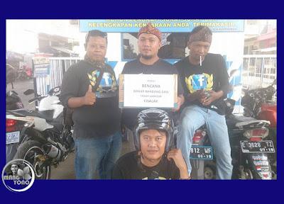 Foto 3 : Facebooker Subang (FBS) Galang Dana Untuk Bencana Banjir Dan Tanah Longsor Cisalak, Subang