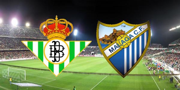 Real Betis vs Malaga Highlights
