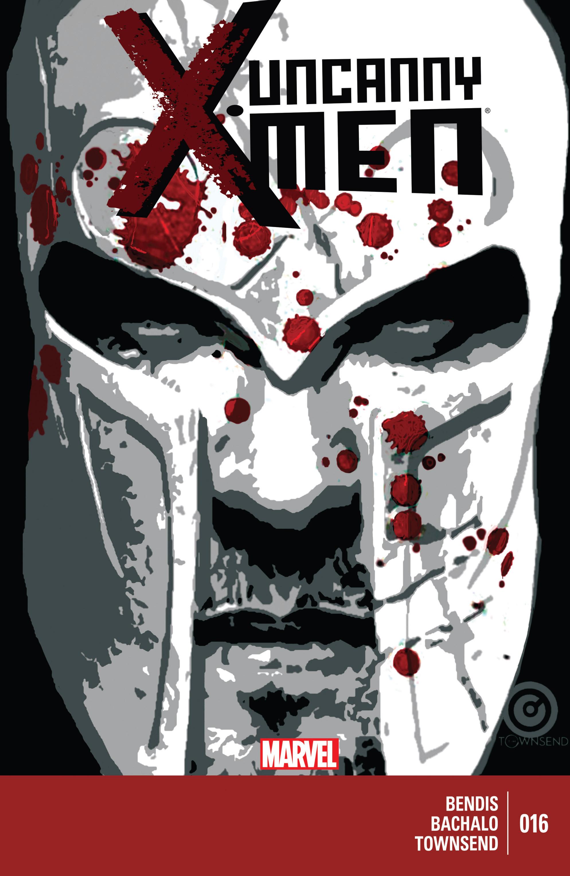 Read online Uncanny X-Men (2013) comic -  Issue #16 - 1