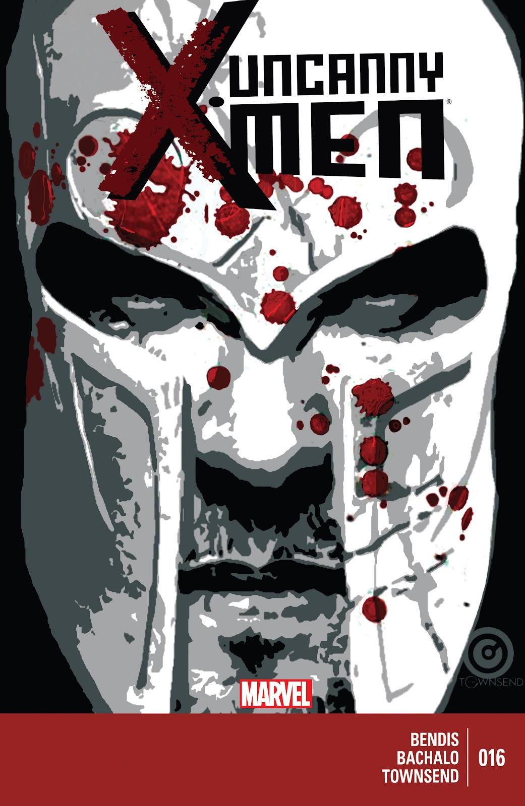Uncanny X-Men (2013) issue 16 - Page 1