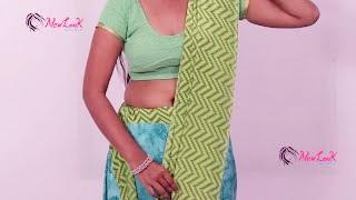 New Saree Wearing Video Tutorial | Saree Draping Tutorial
