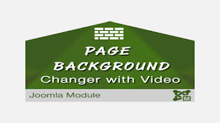 Page Background Changer With Video