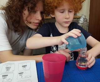 Making a lava lamp with Project MC2