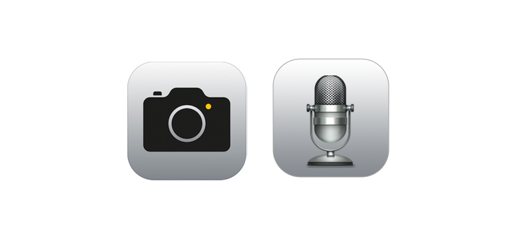 How to block a Microphone and Camera in the Mac system