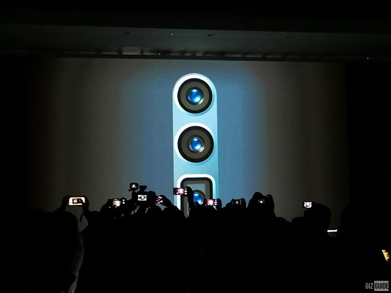 OPPO's upcoming triple rear camera setup