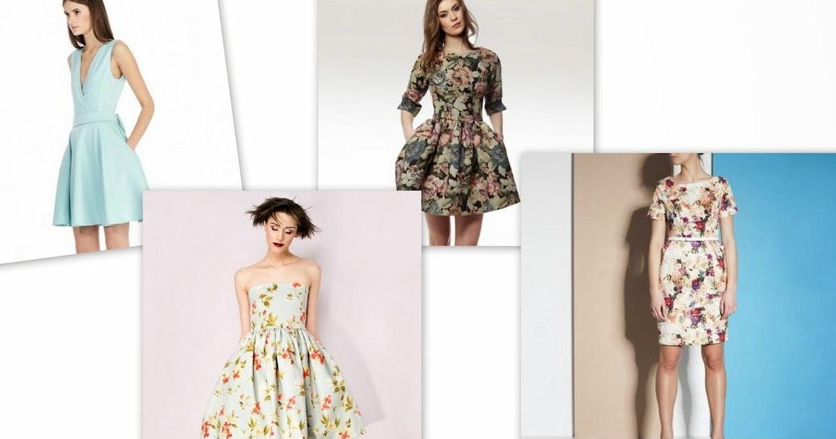 63e55ede6df4e5 Noszę polskie marki: Trendy: sukienki na wesele